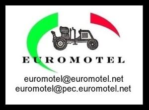 euromotel verona contact logo